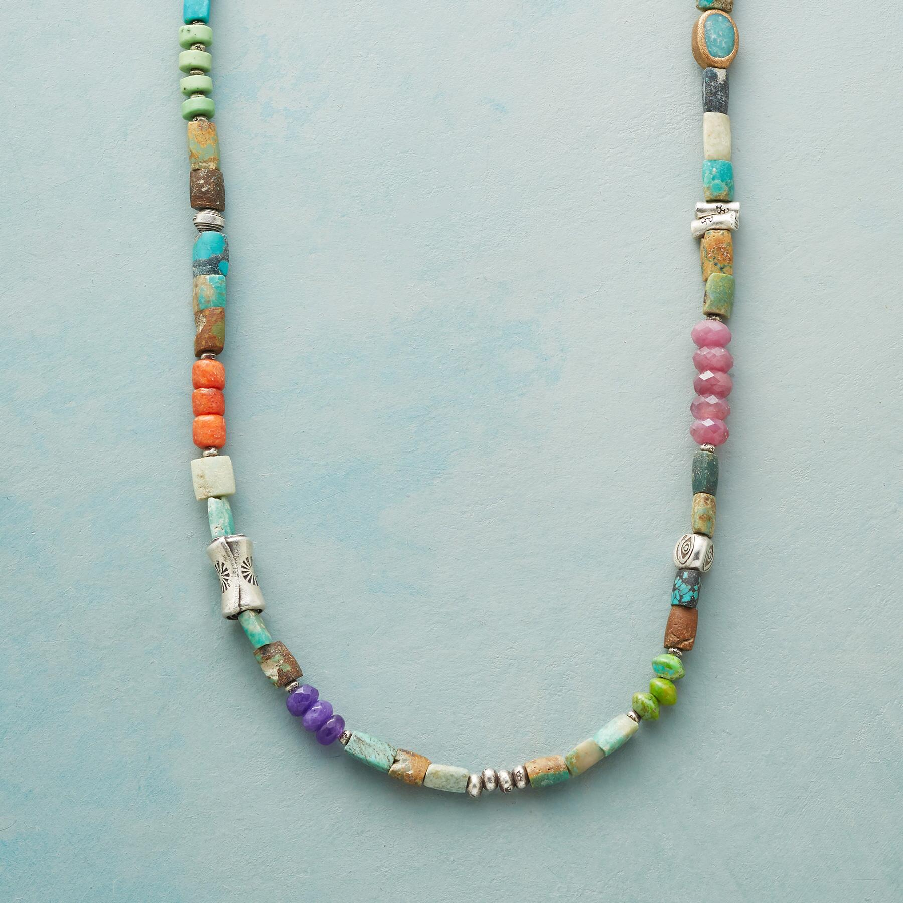 DOWN RIVER NECKLACE: View 1