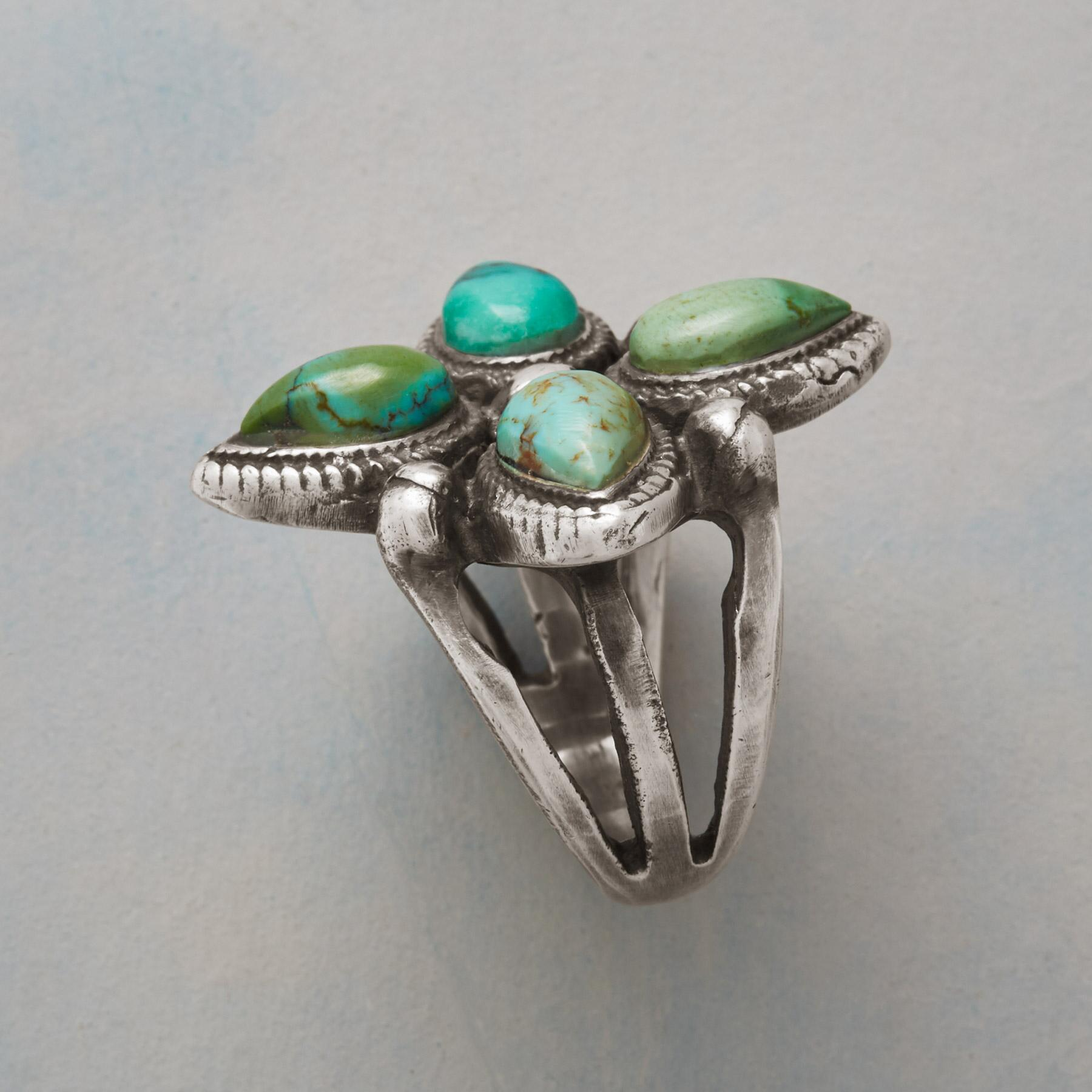 DESERT CLOVER RING: View 3