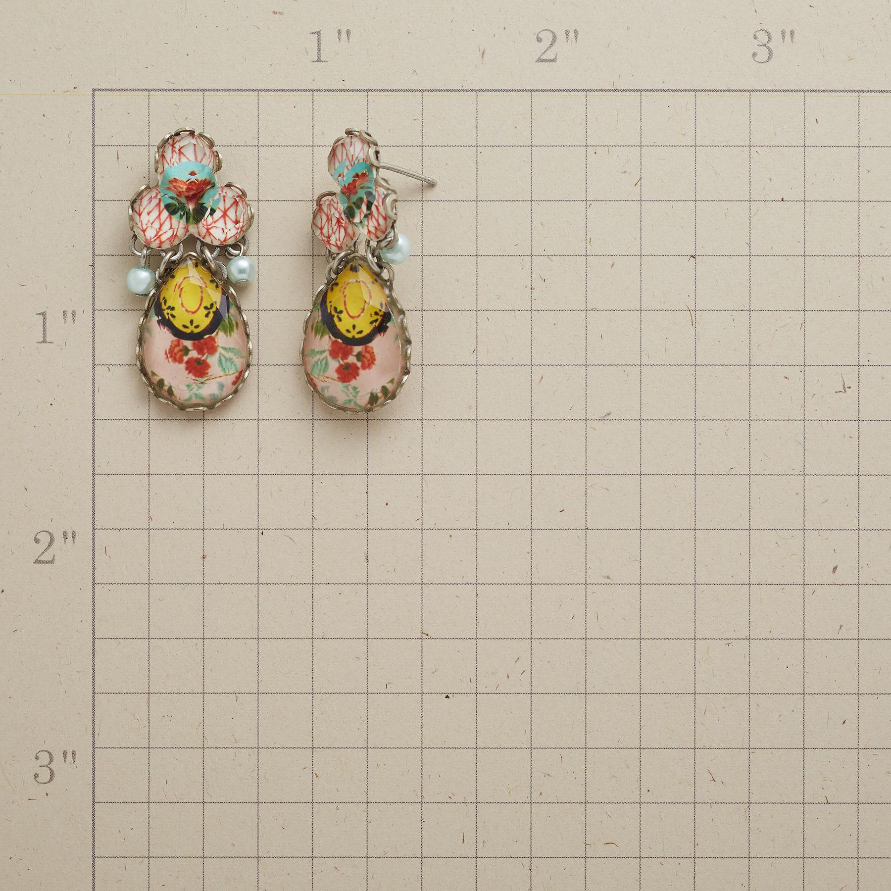 PETITE BOUQUET EARRINGS: View 2