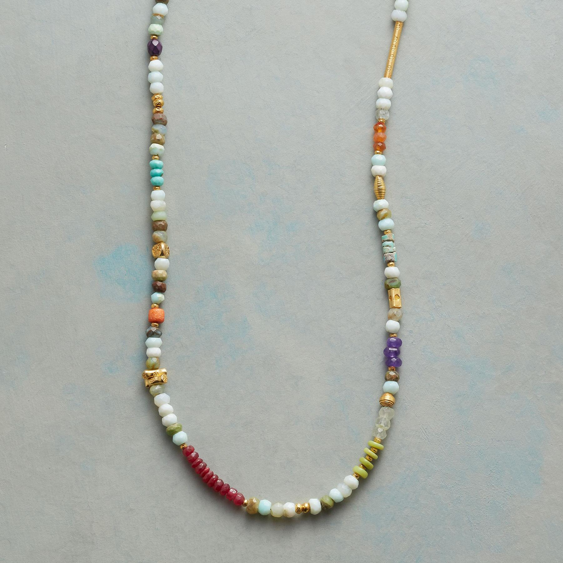 TO THE SHORE NECKLACE: View 1