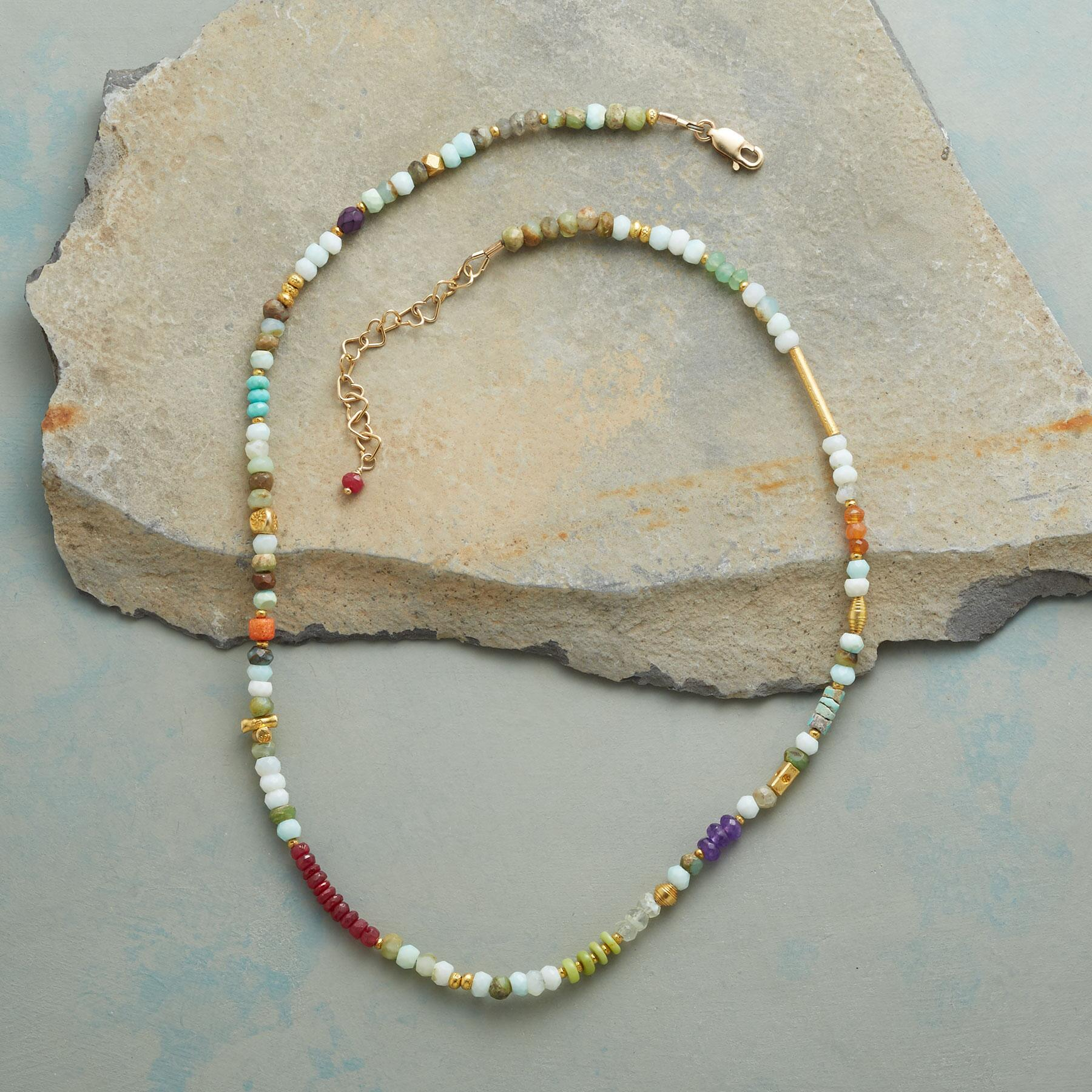 TO THE SHORE NECKLACE: View 2