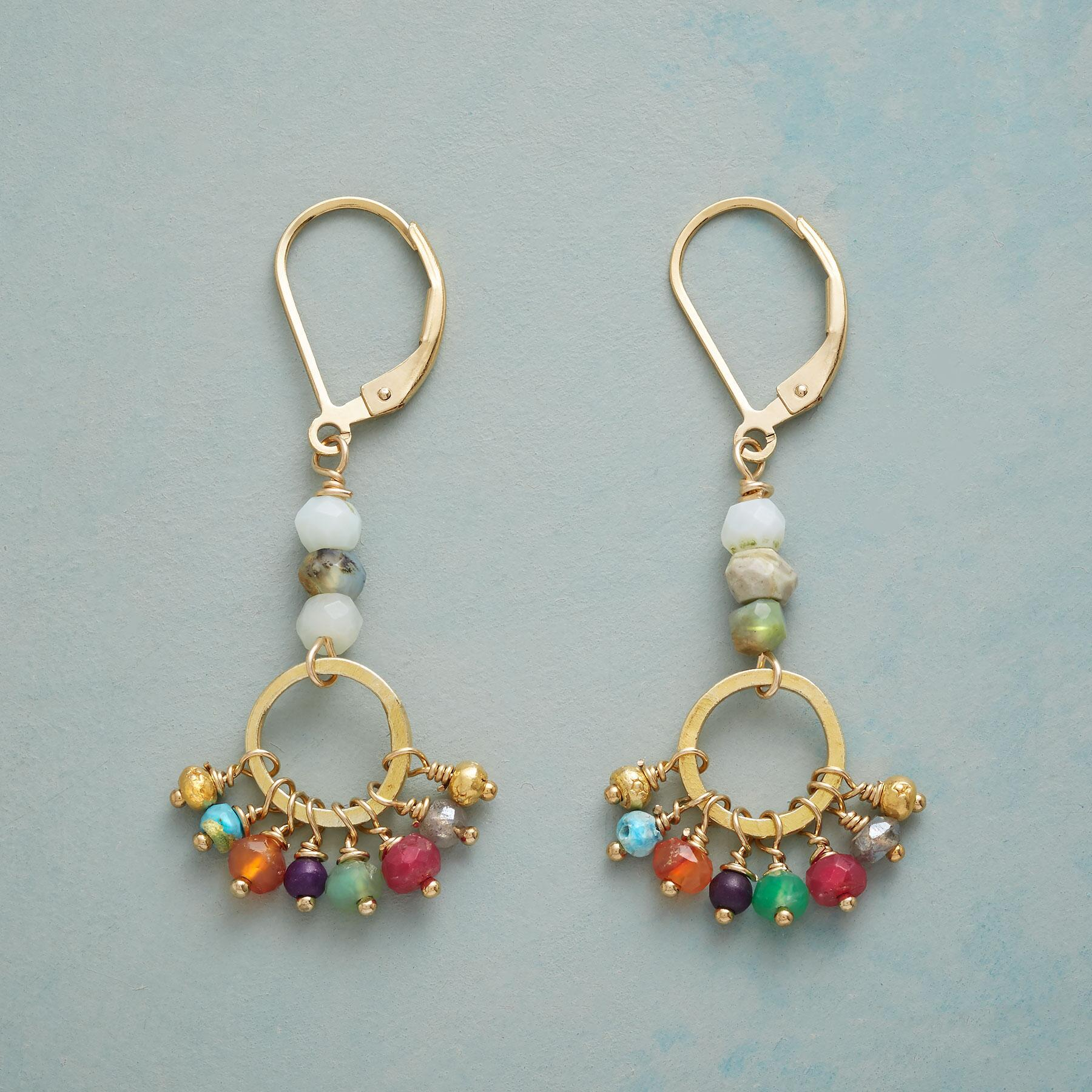 TO THE SHORE EARRINGS: View 1