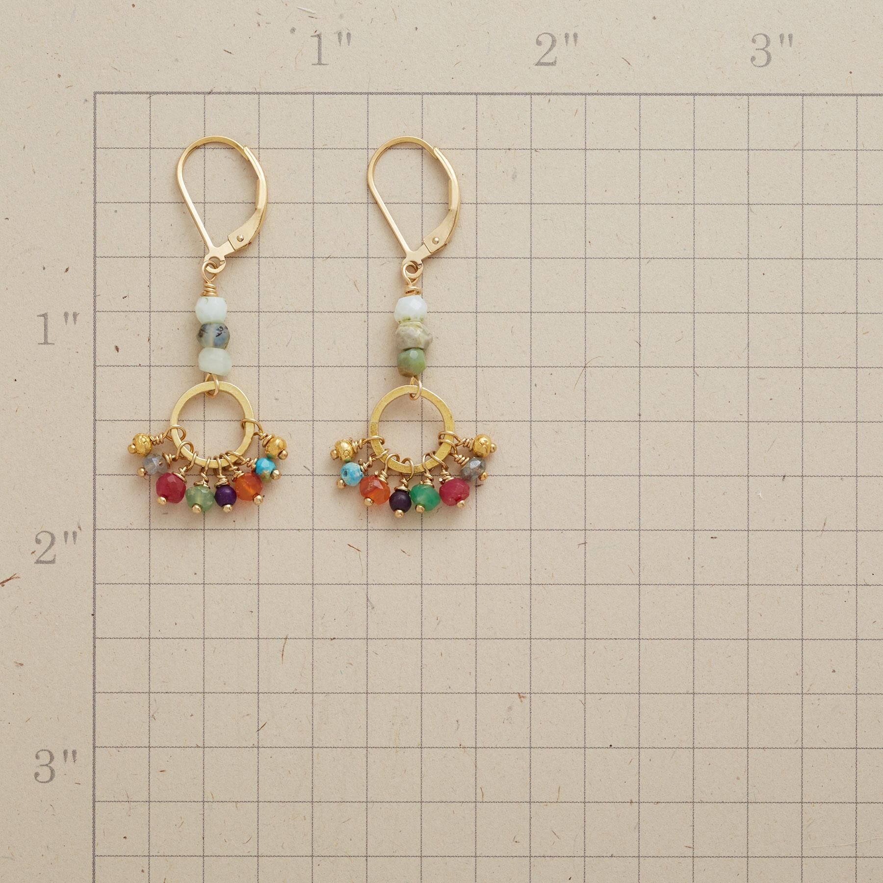 TO THE SHORE EARRINGS: View 2