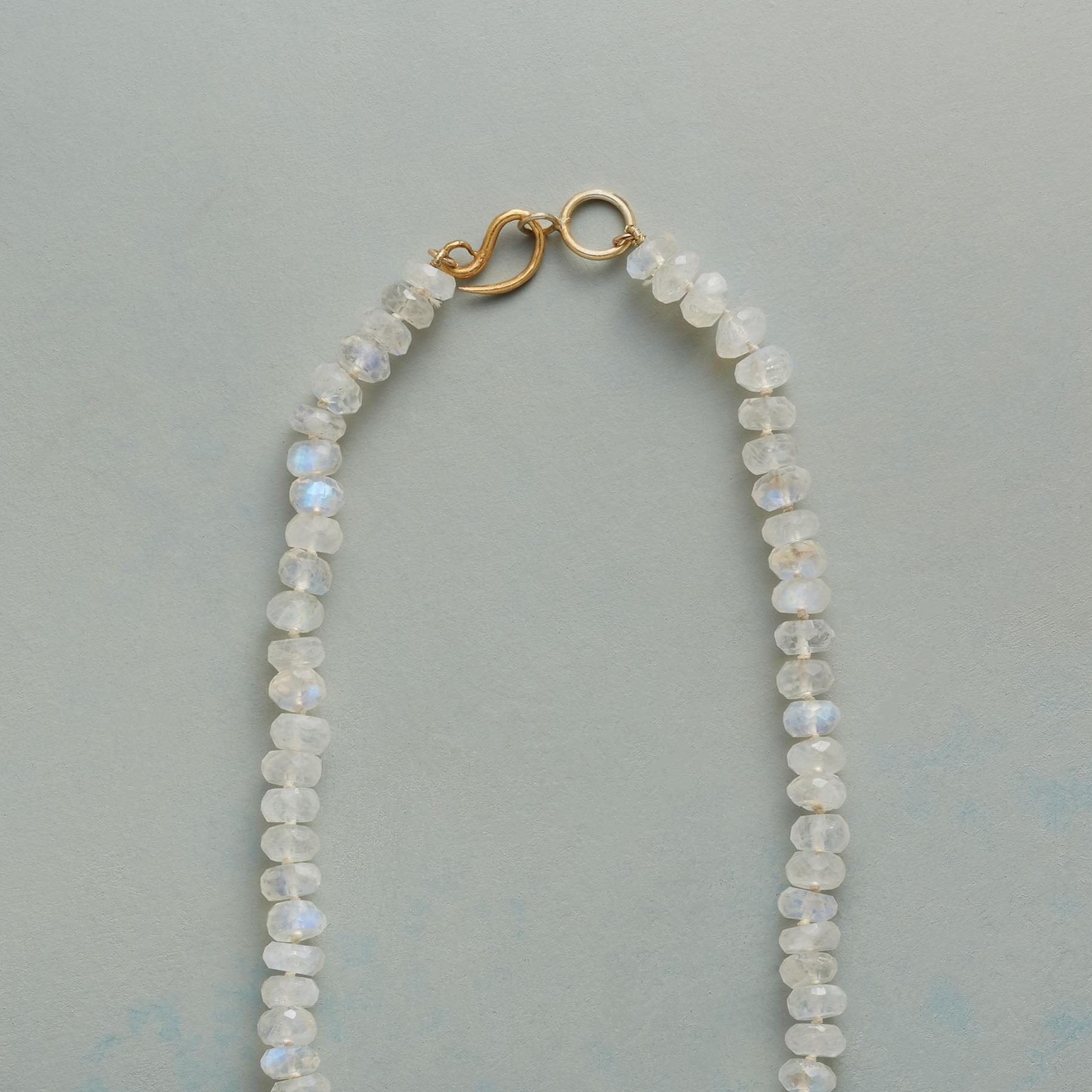 MOON GLEAM NECKLACE: View 3