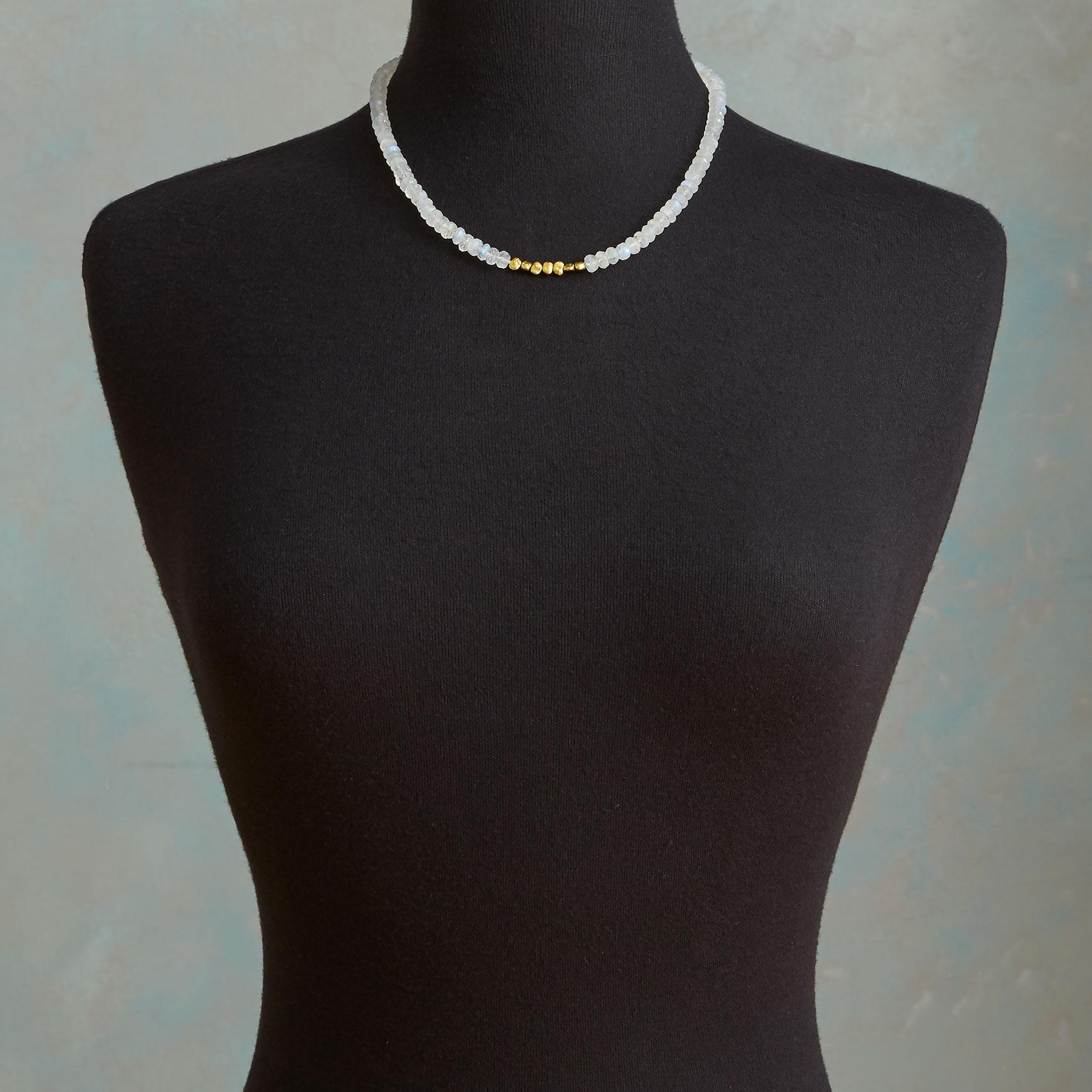 MOON GLEAM NECKLACE: View 4