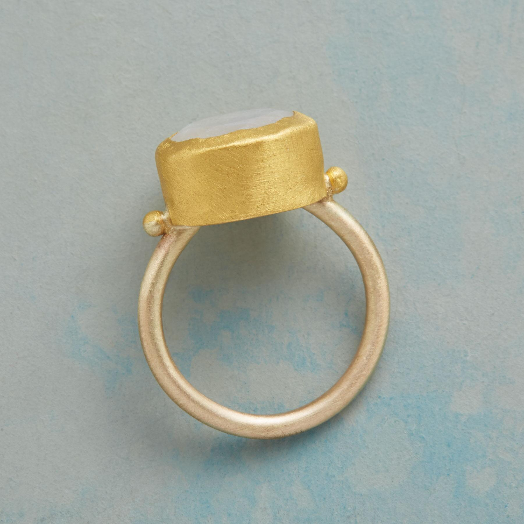 MAGIC MOONSTONE RING: View 2