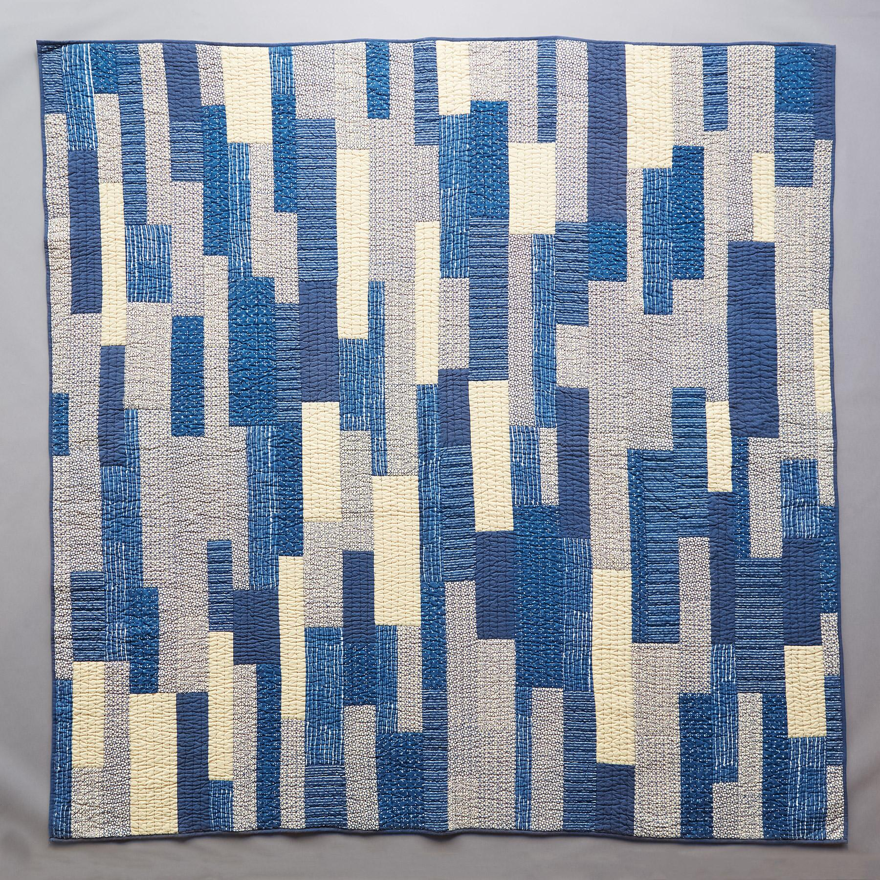 ALESSIA PATCHWORK QUILT: View 2