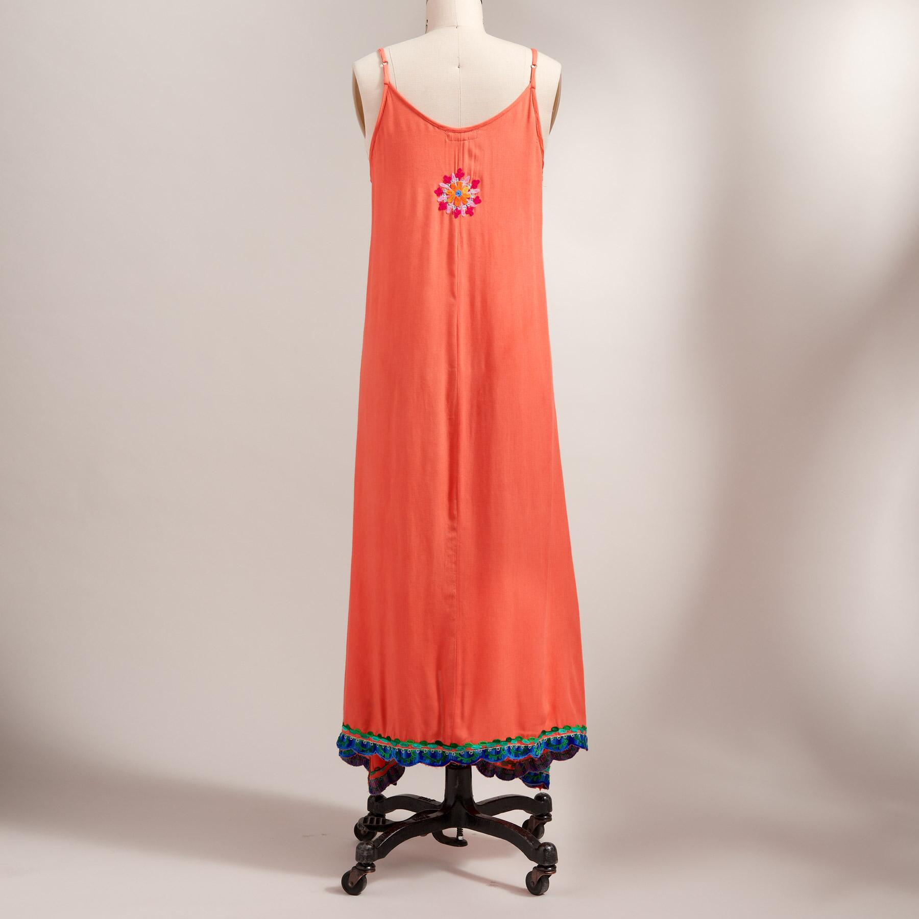 MEADOW MANDALA DRESS: View 3