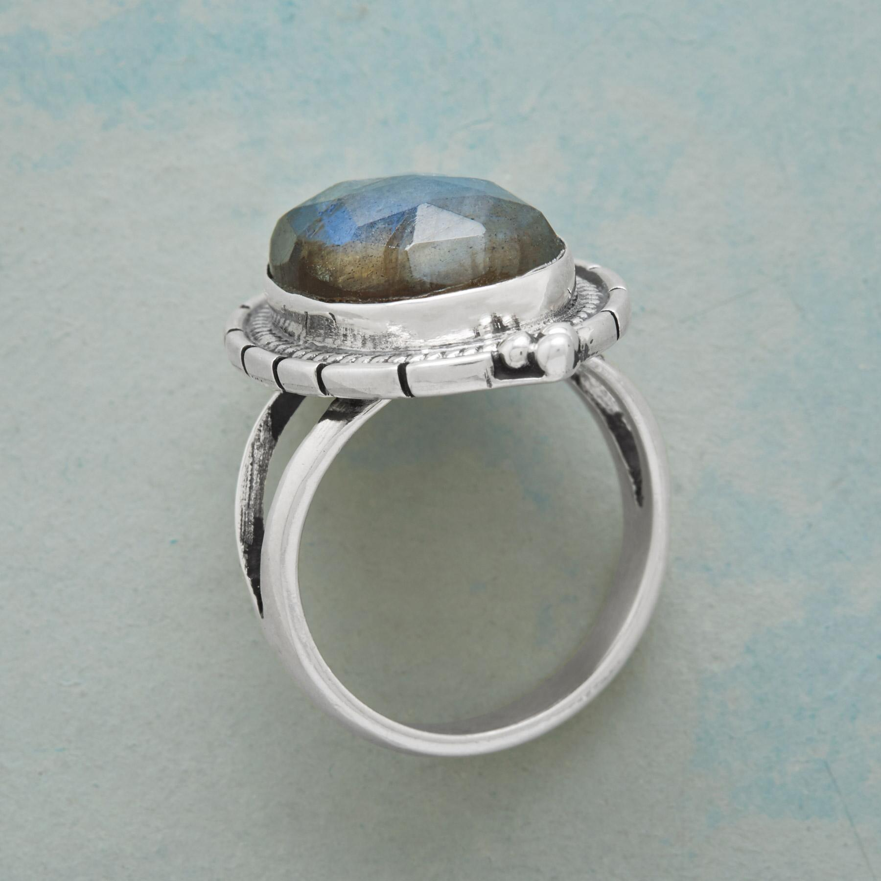 PORTRAIT OF NIGHT RING: View 2