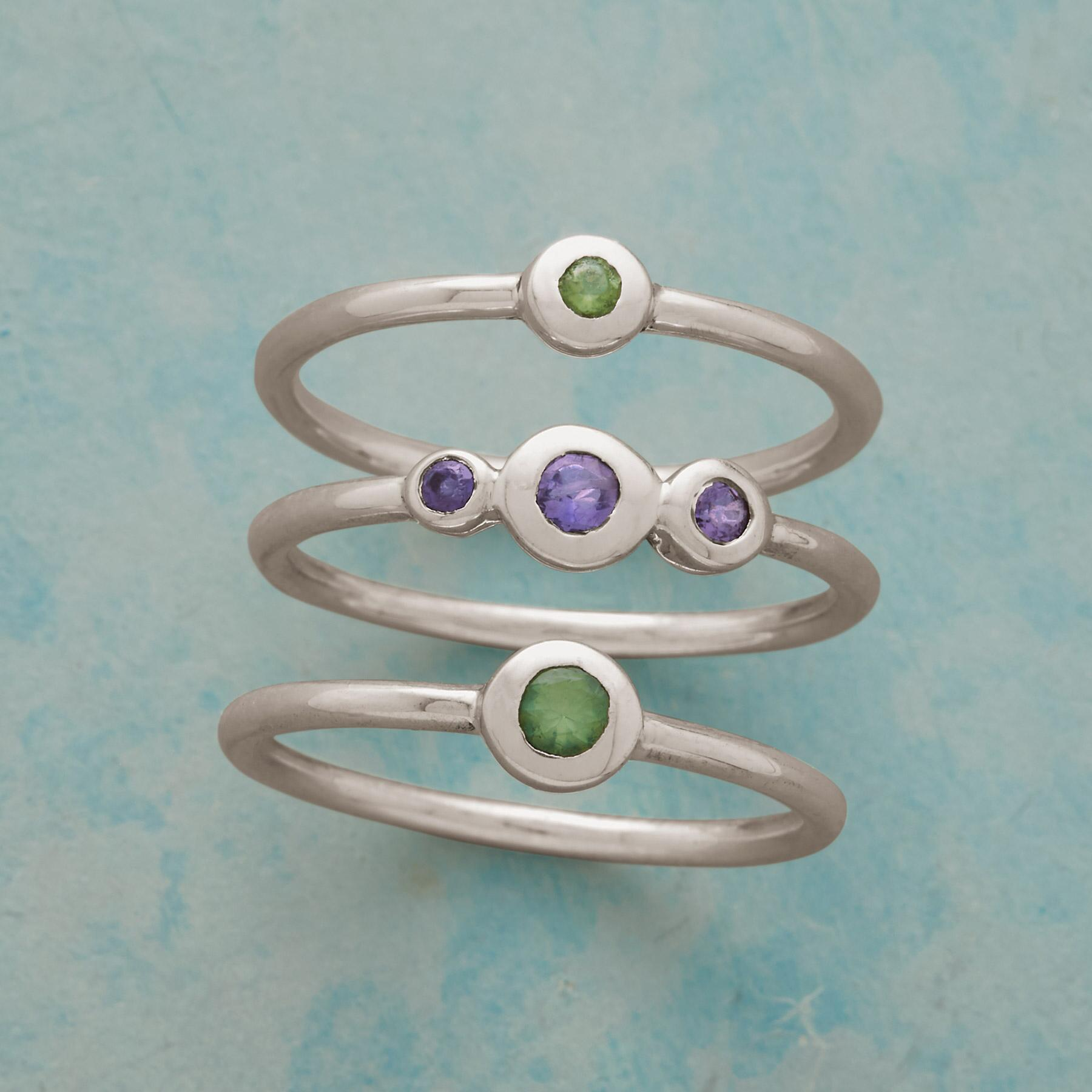 SUM IT UP RINGS S/3: View 1