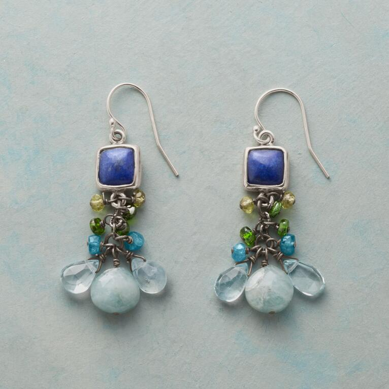 WATER BALLET EARRINGS