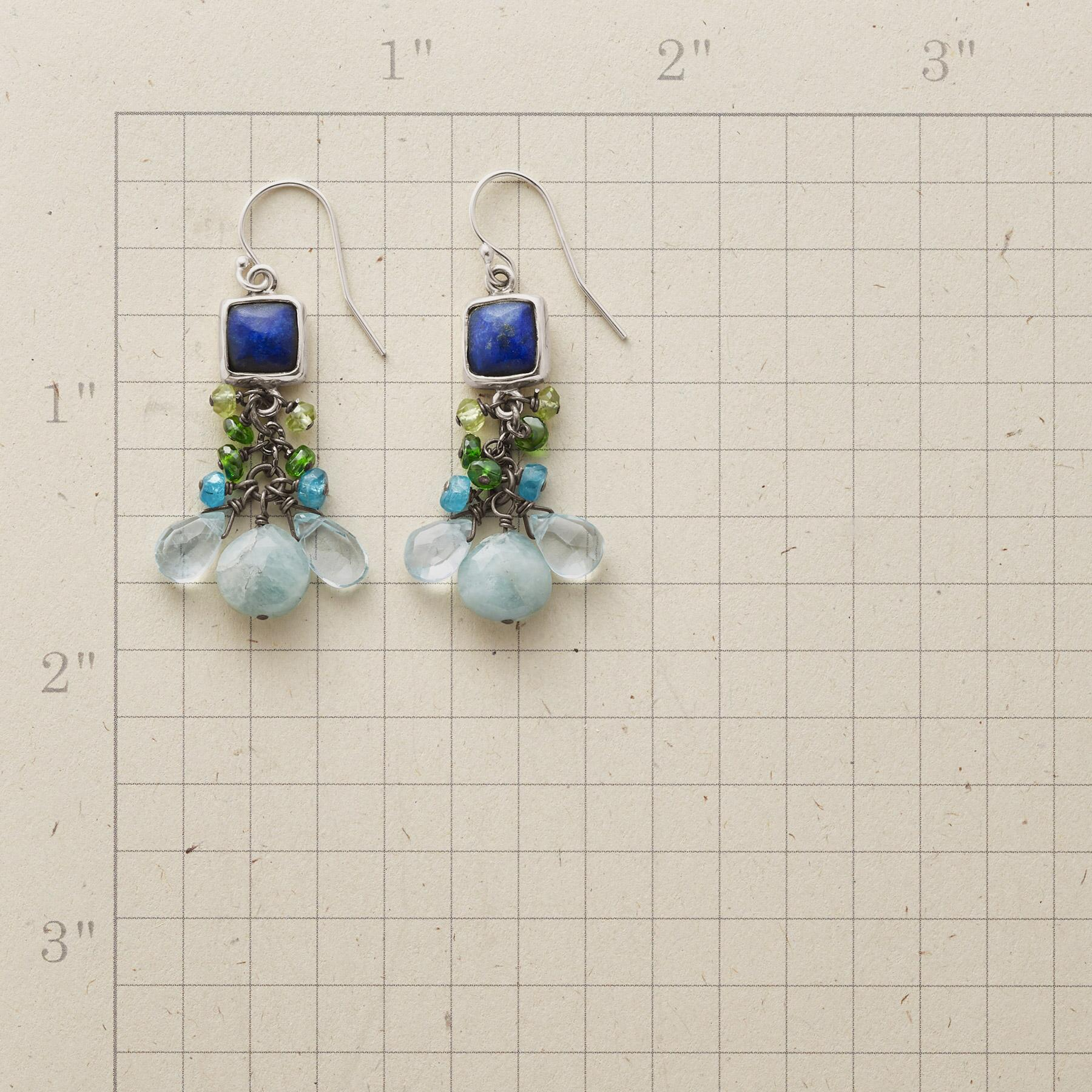 WATER BALLET EARRINGS: View 2