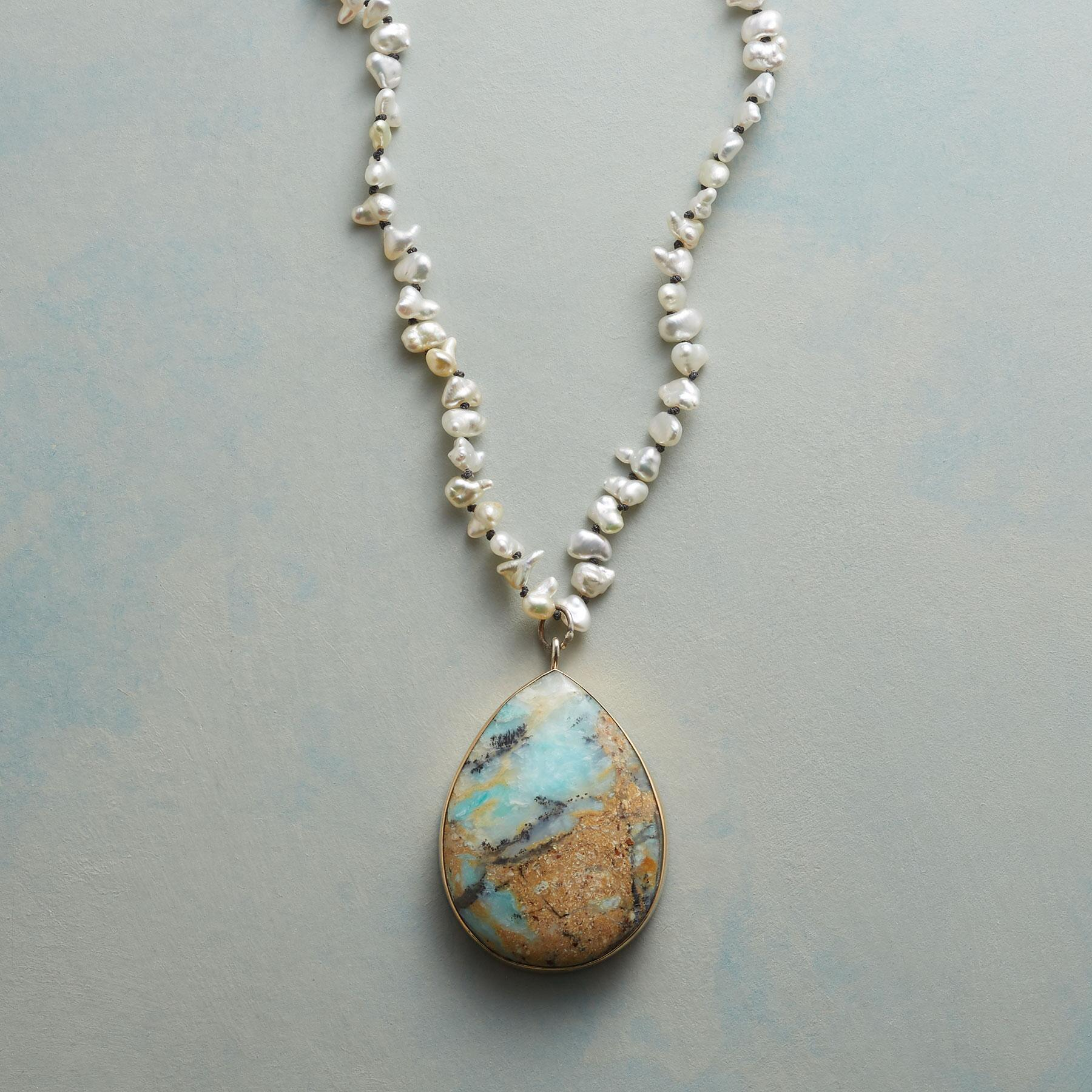 SEA SONG NECKLACE: View 1
