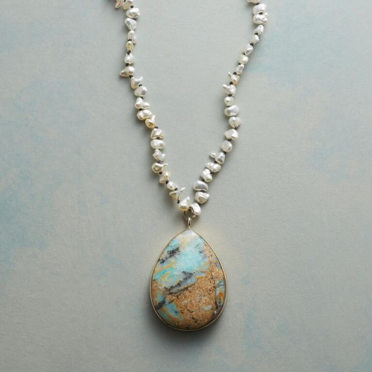 SEA SONG NECKLACE