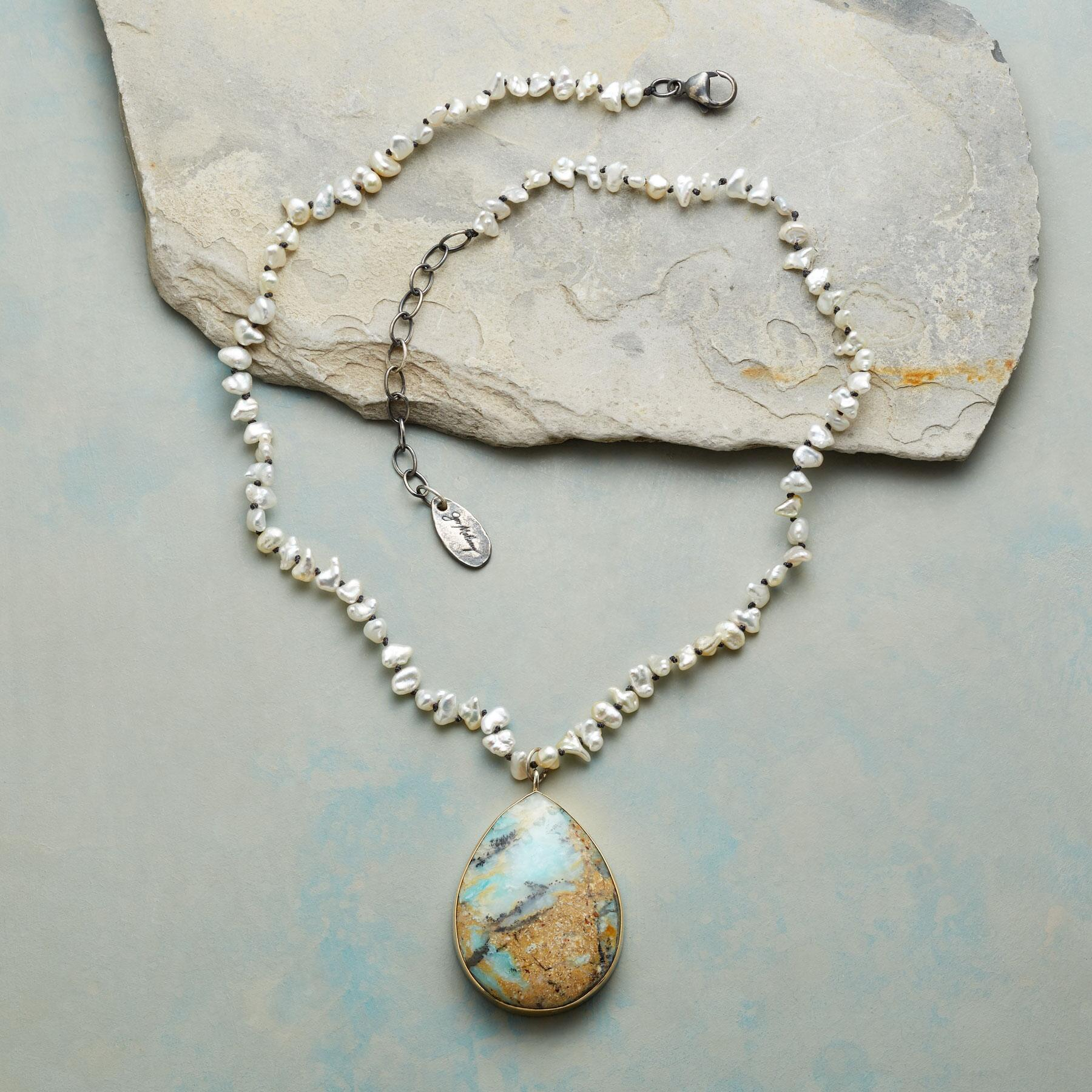 SEA SONG NECKLACE: View 2