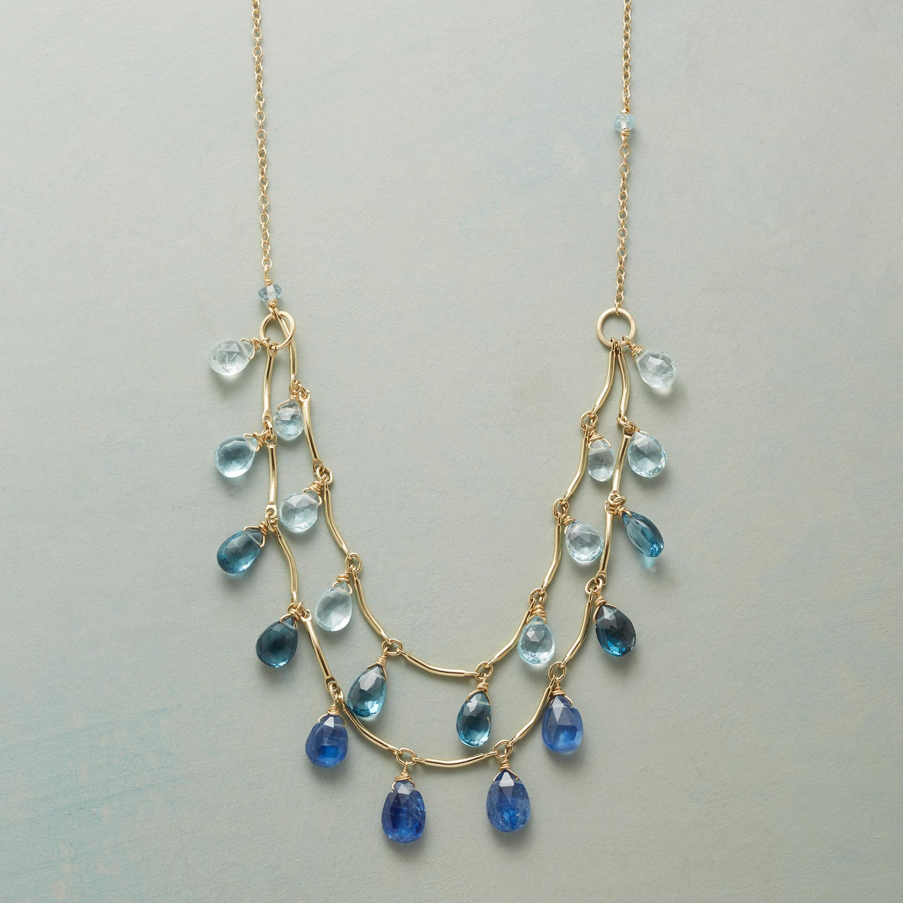 SONATA IN BLUE NECKLACE: View 1
