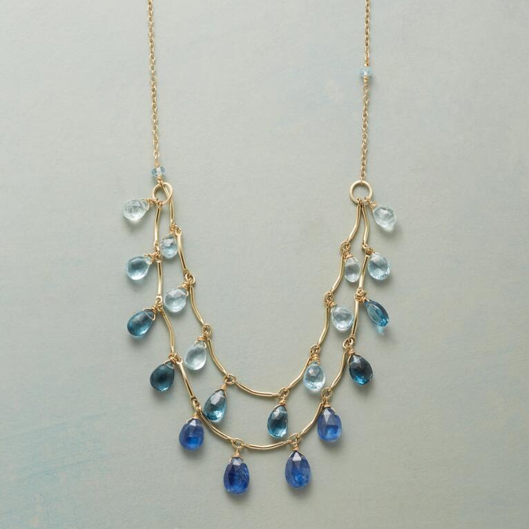 SONATA IN BLUE NECKLACE