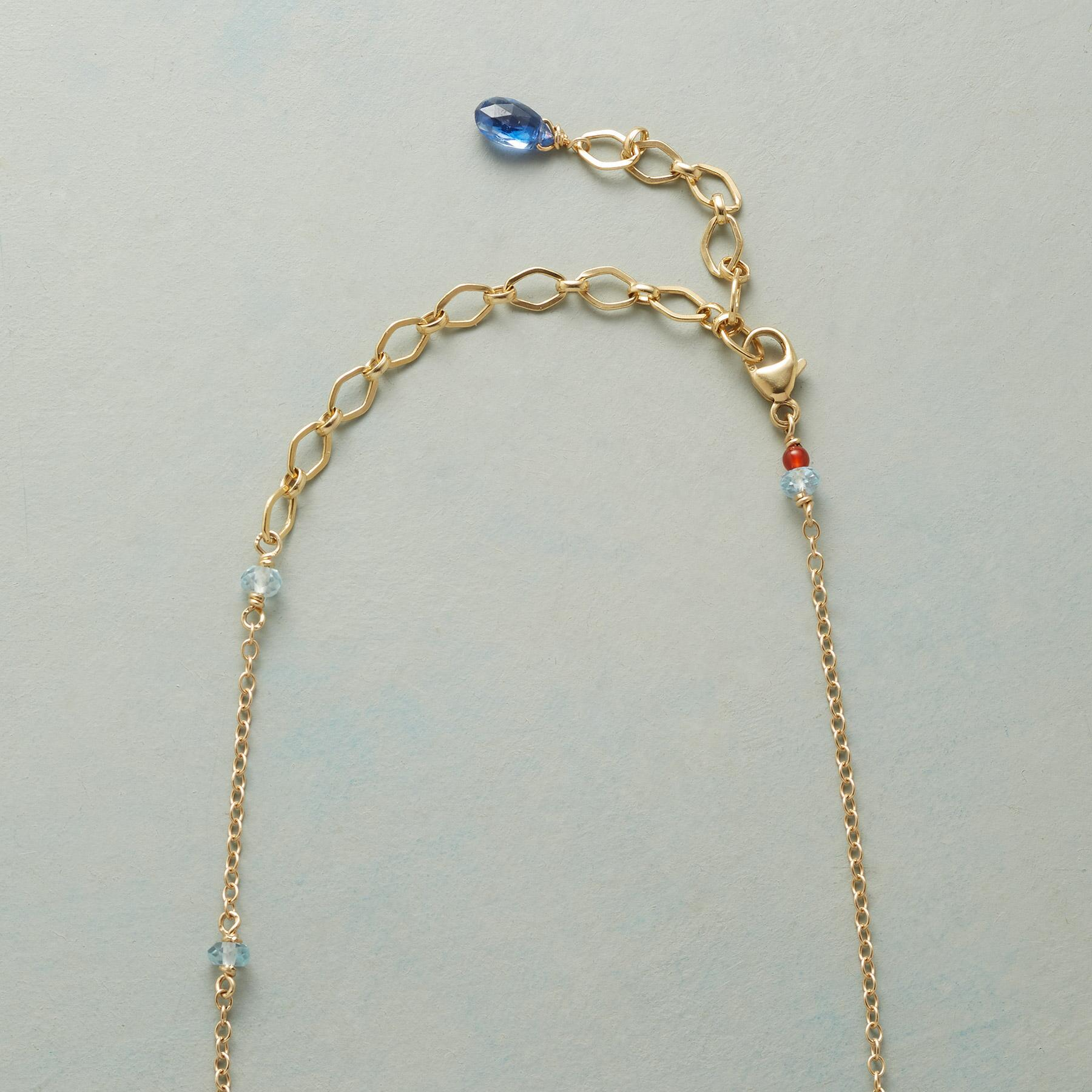 SONATA IN BLUE NECKLACE: View 3