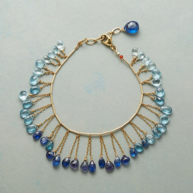 CHARMED BY BLUE BRACELET