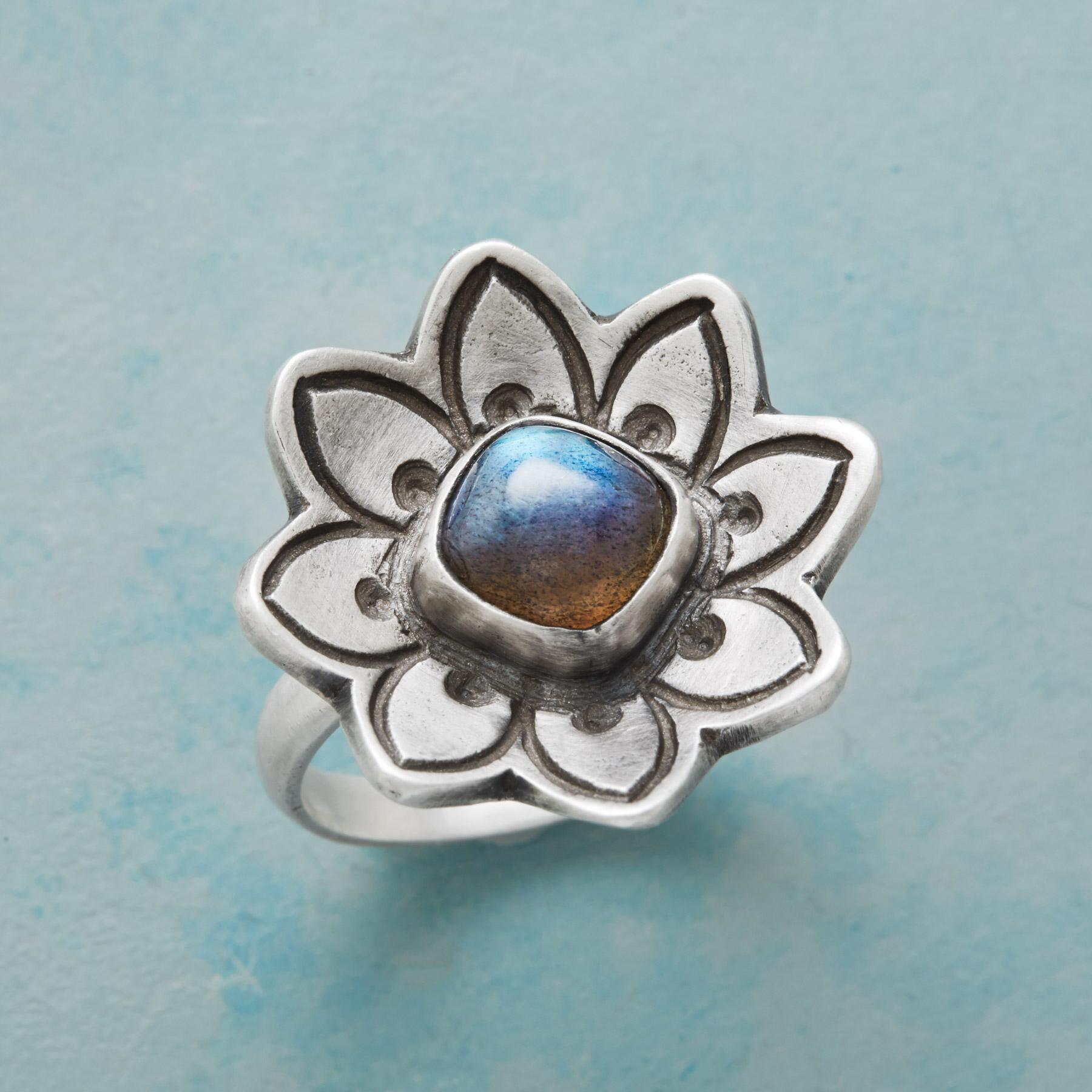 LOTUS BLOSSOM RING: View 1