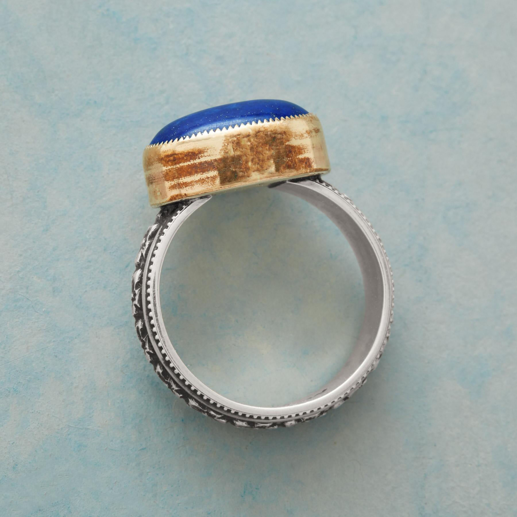 MODERN BAROQUE RING: View 2