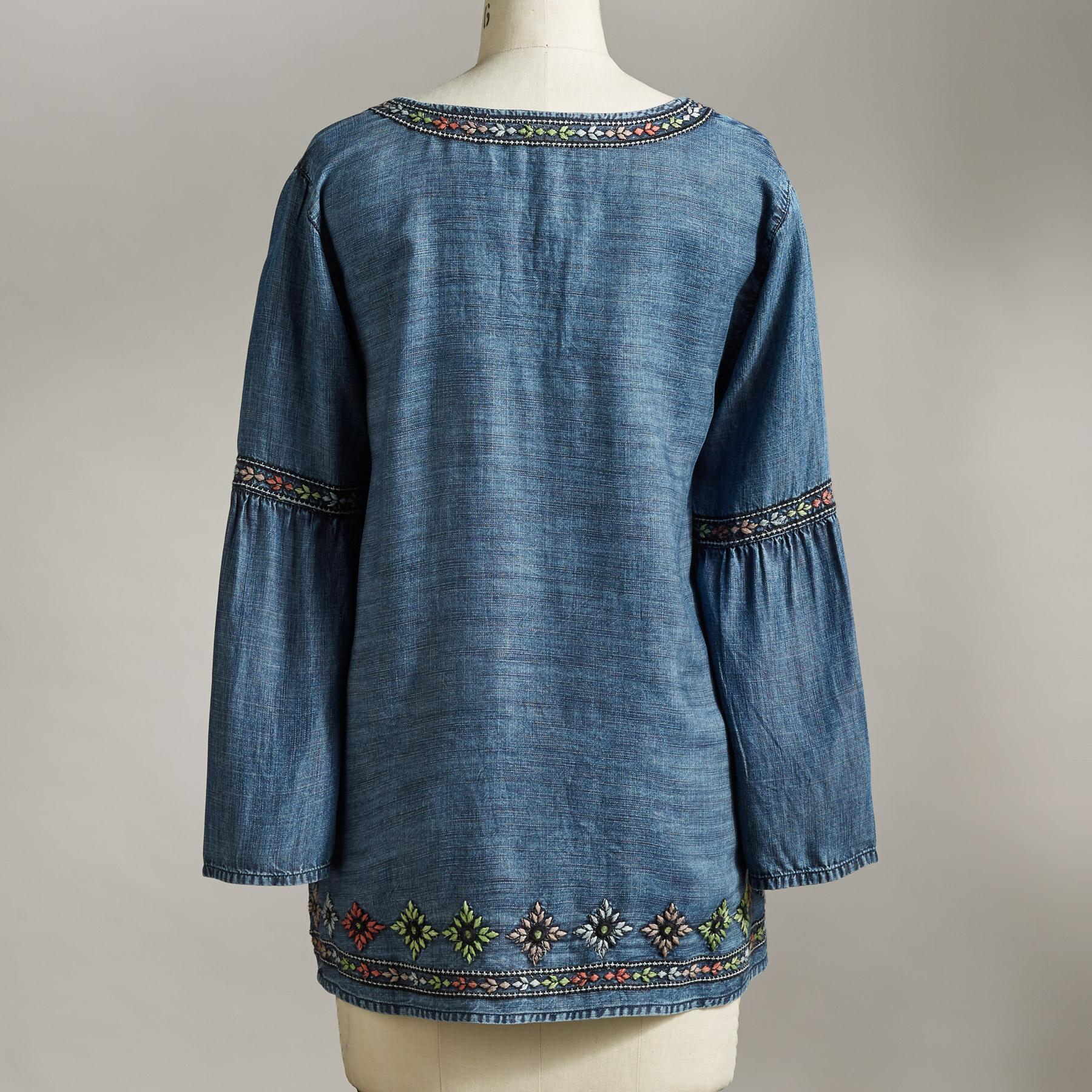 EAGLE CREEK TUNIC: View 2
