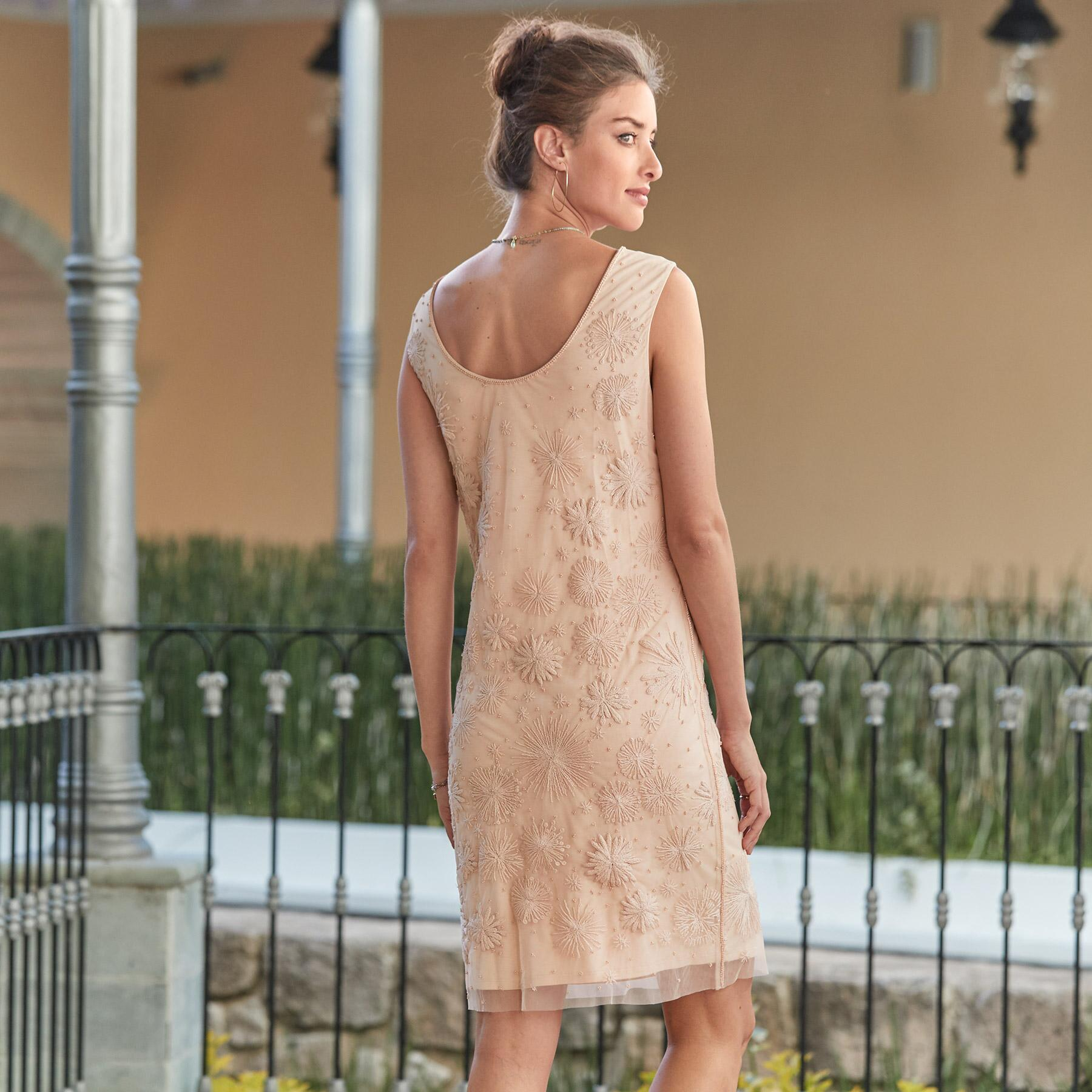 CLUNY SHIFT DRESS: View 2