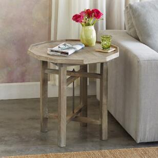 WYETH SIDE TABLE