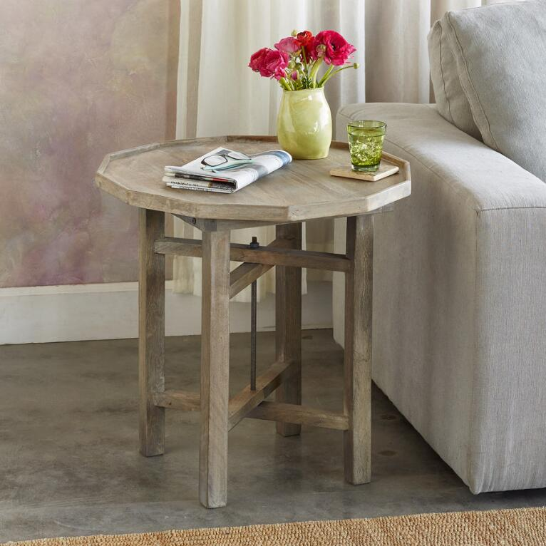WYETH SIDE TABLE