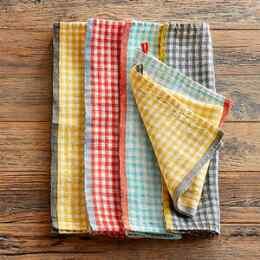 SPRINGHILL LINEN TEA TOWELS, SET OF 2