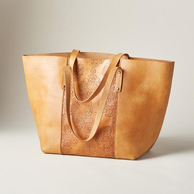 BEE & BLOSSOM TOTE