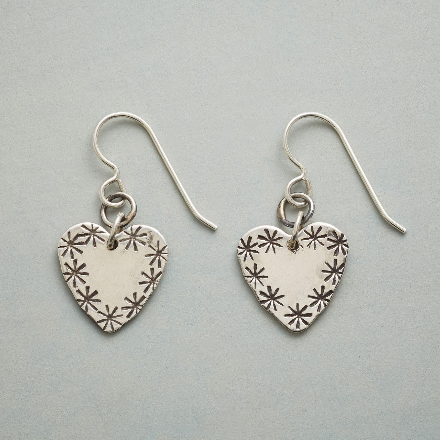 HEARTFELT EARRINGS: View 1