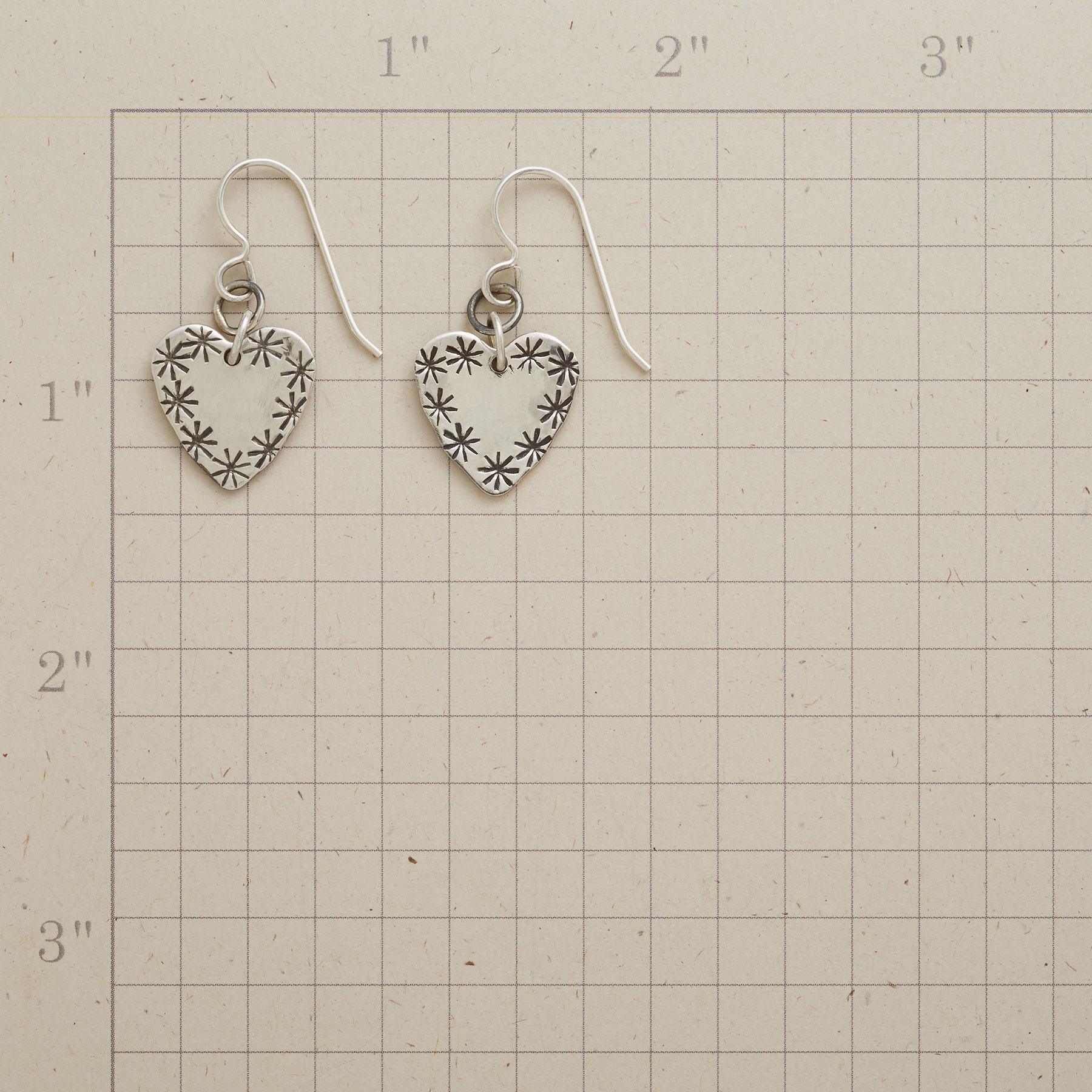 HEARTFELT EARRINGS: View 2