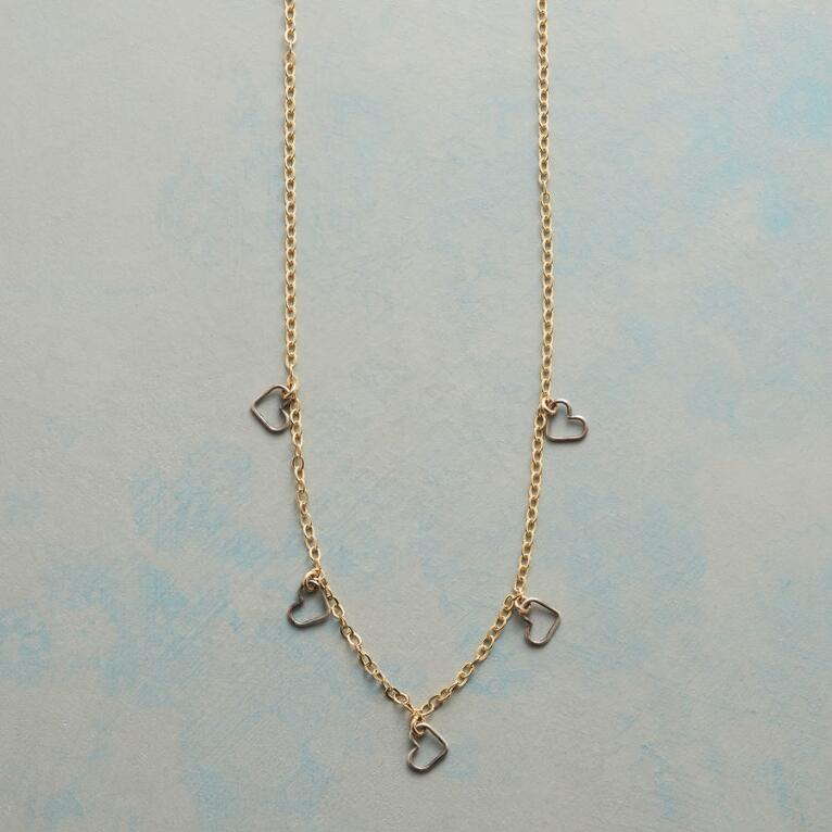 LOVE AND BE LOVED NECKLACE
