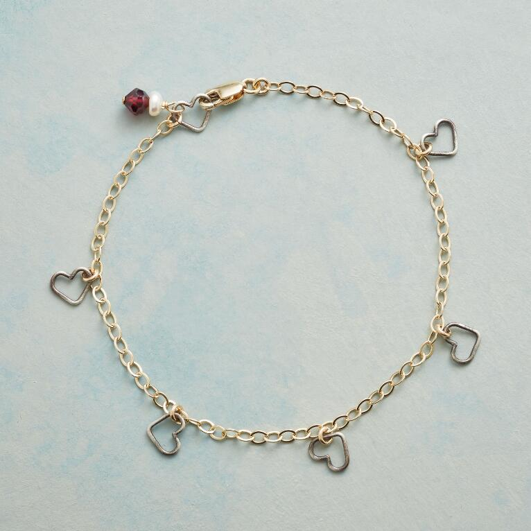 LOVE AND BE LOVED BRACELET