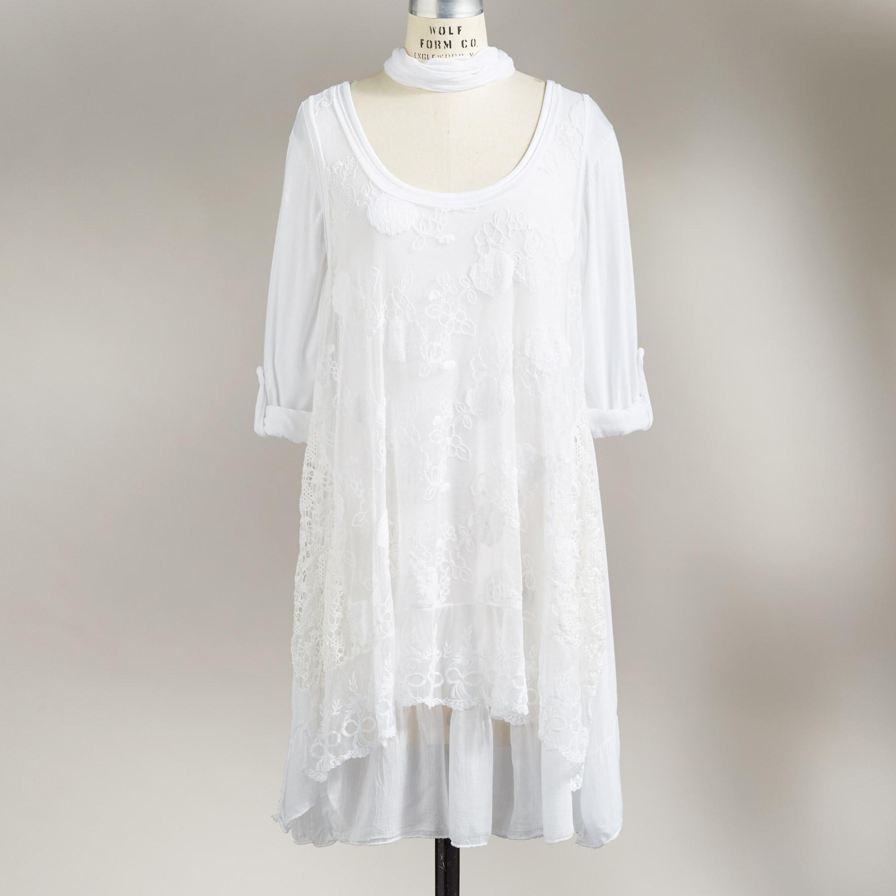 FELICIANA DRESS: View 3