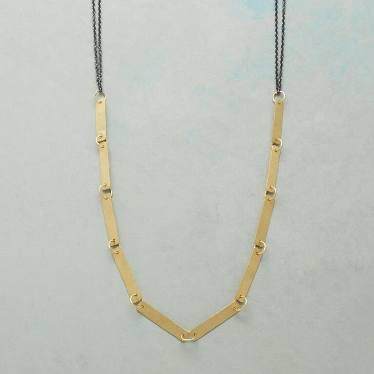 GOLDEN INTERLUDE NECKLACE