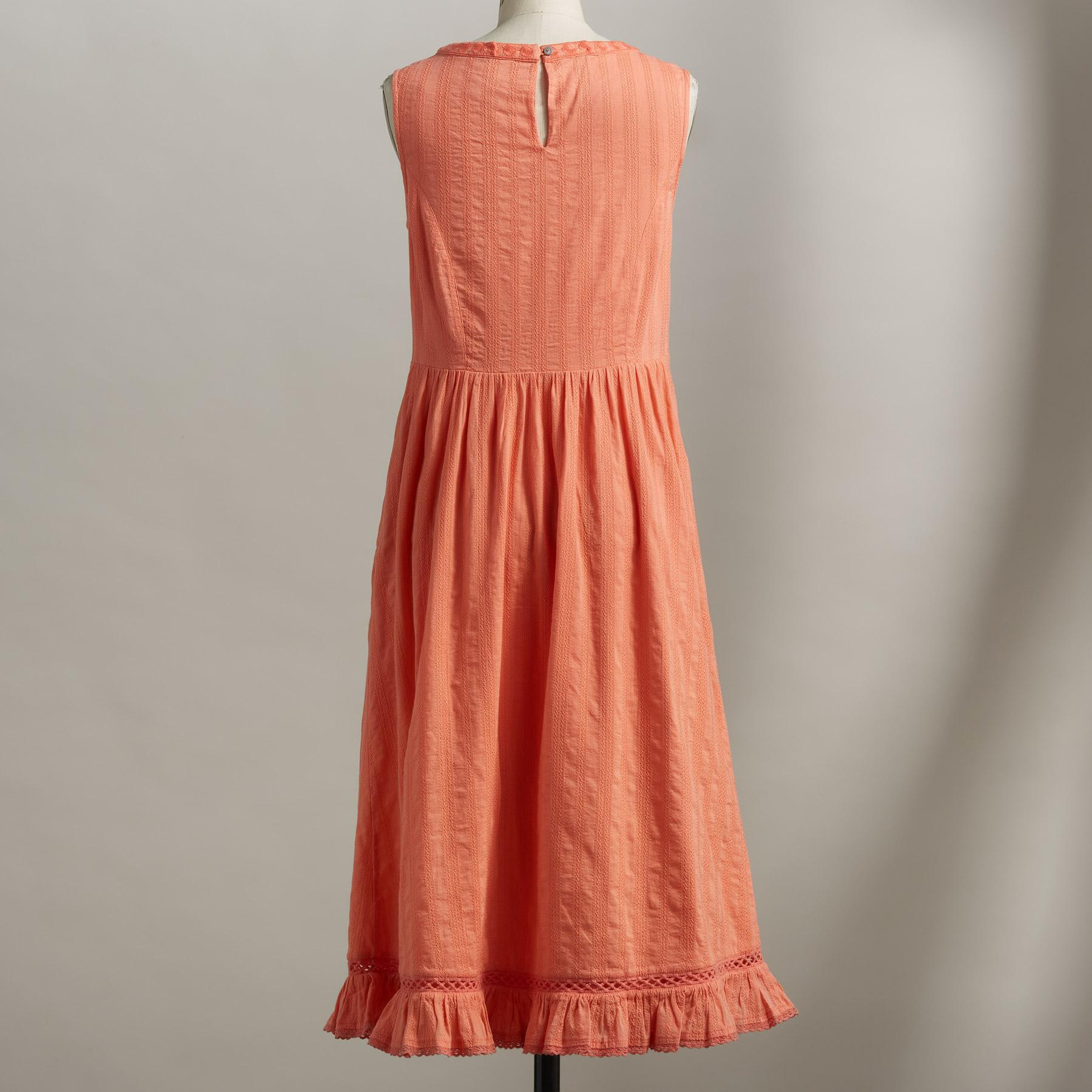 RELISH THE DAY DRESS PETITE: View 2