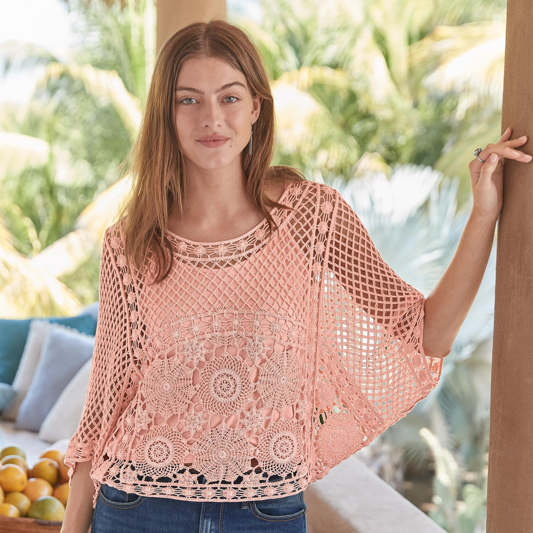 CRUSH ON CROCHET TOP: View 1