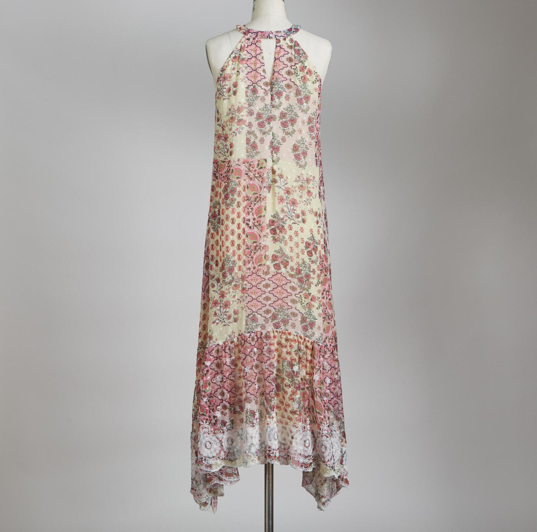 ADARA HALTER DRESS: View 2