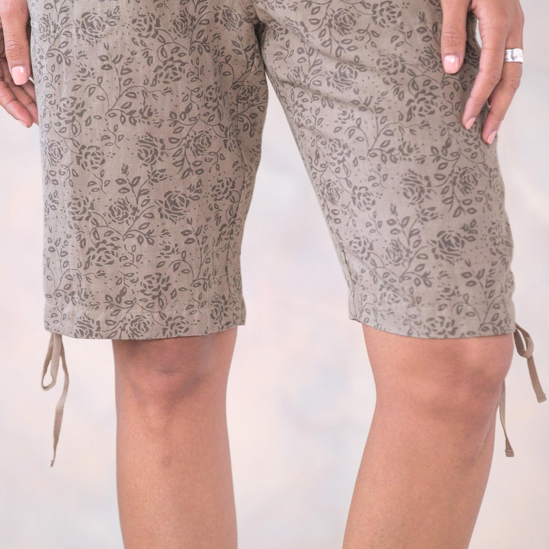 BAYLEE BERMUDA SHORTS: View 4