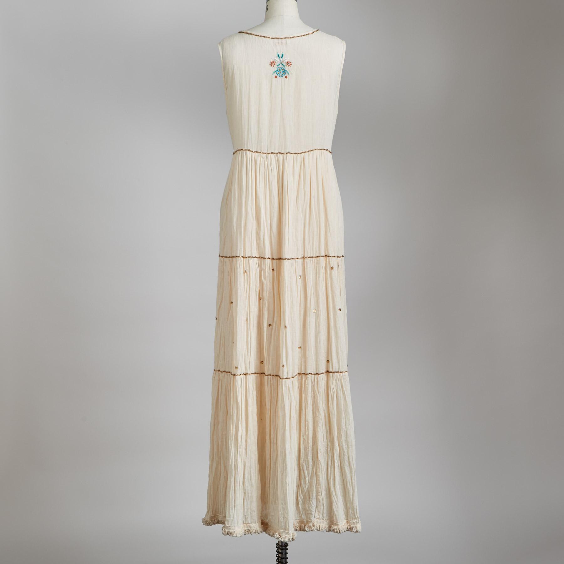 BRONZED BEAUTY DRESS: View 2
