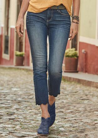 CANDACE CHARMED JEANS BY DRIFTWOOD