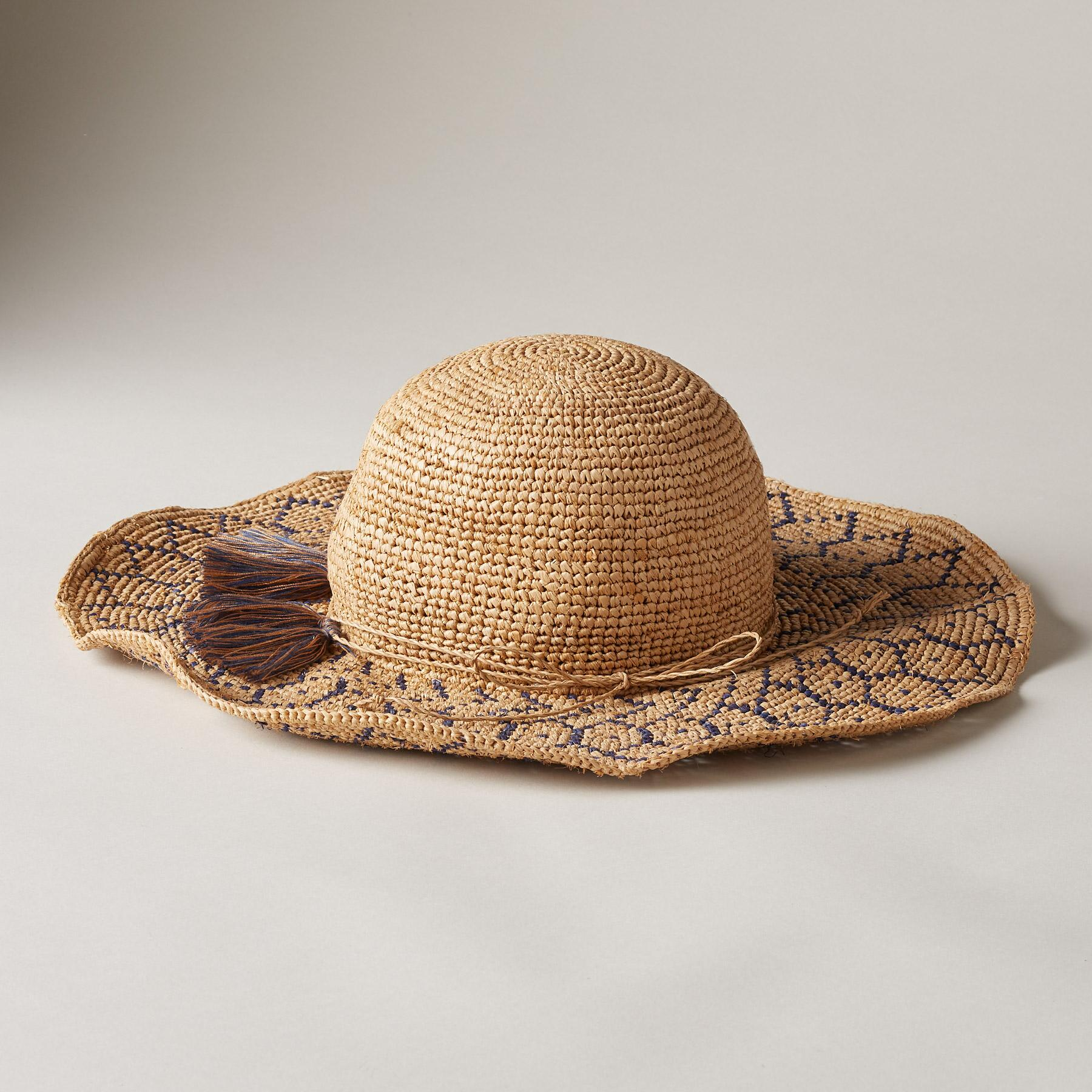 HONEYCOMB SUN HAT: View 1