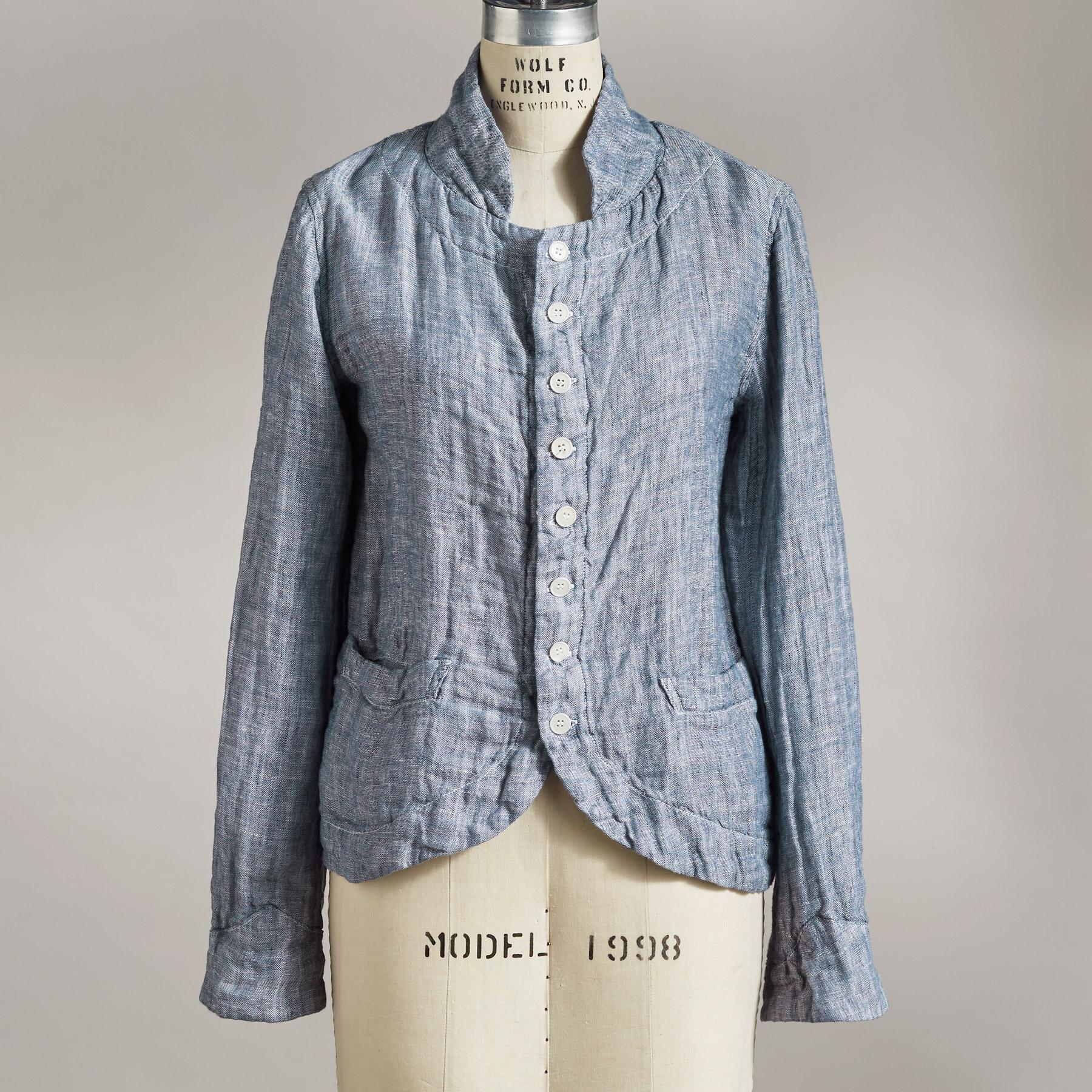 DREE DOUBLE LAYER JACKET: View 2