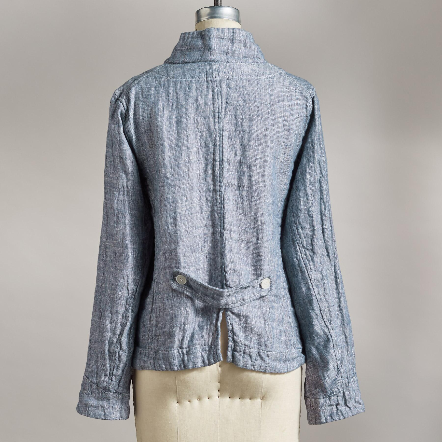 DREE DOUBLE LAYER JACKET: View 3