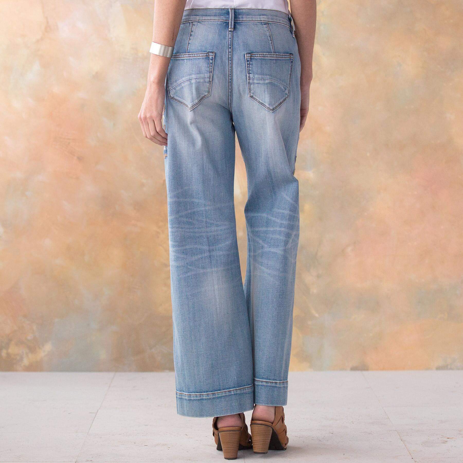 CHARLEE BLOSSOM JEANS BY DRIFTWOOD: View 3