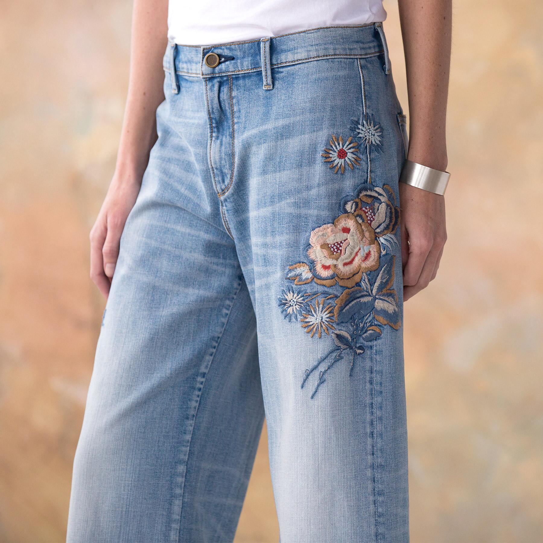 CHARLEE BLOSSOM JEANS BY DRIFTWOOD: View 4