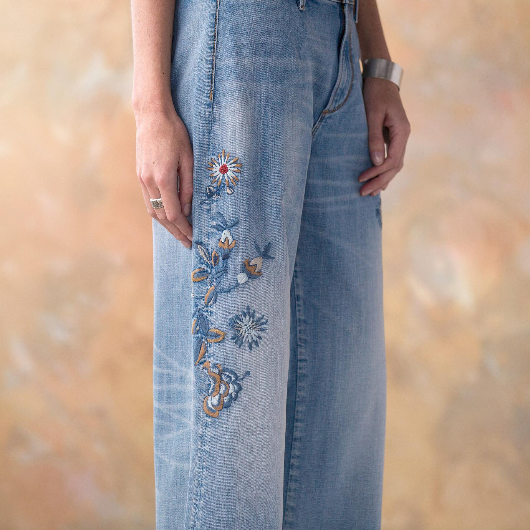 CHARLEE BLOSSOM JEANS BY DRIFTWOOD: View 5