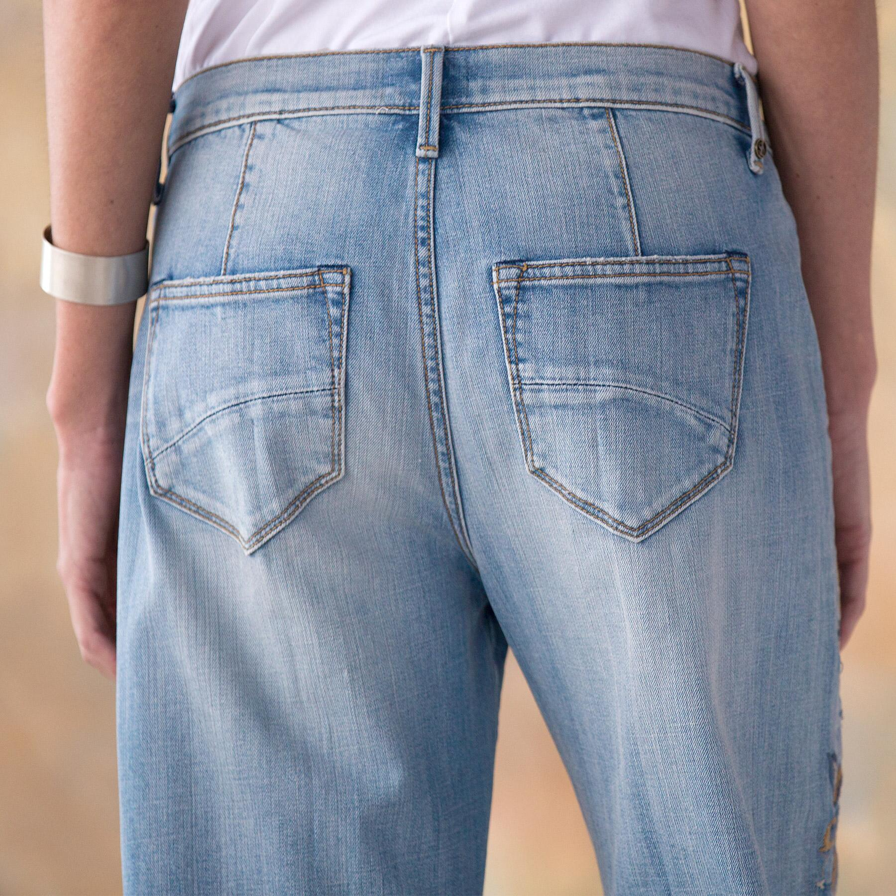 CHARLEE BLOSSOM JEANS BY DRIFTWOOD: View 7